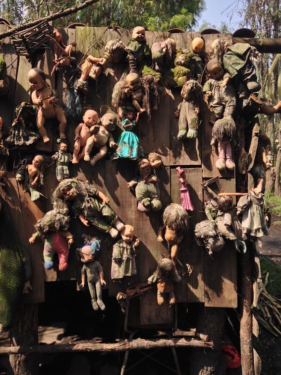 que es la isla de las munecas de xochimilco 1