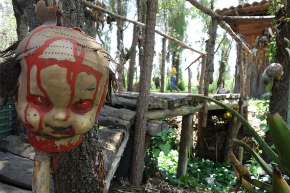 que es la isla de las munecas de xochimilco 2