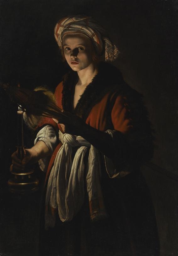 artistas pintores para entender el uso de la luz 8