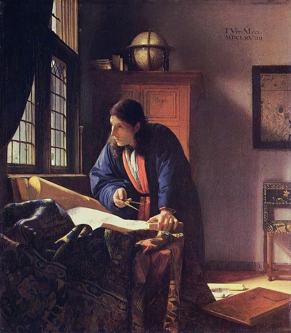 artistas pintores para entender el uso de la luz 10