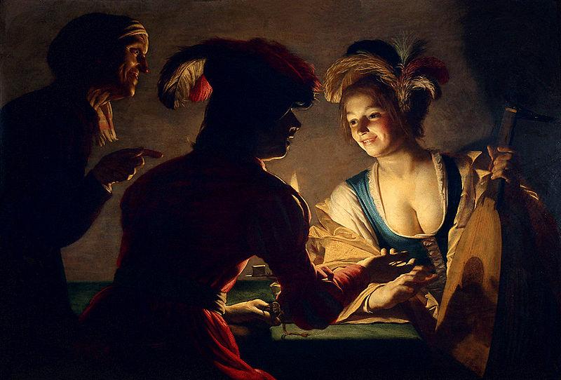 Rembrandt, Caravaggio y 7 artistas más para entender el uso de la luz en la pintura 15