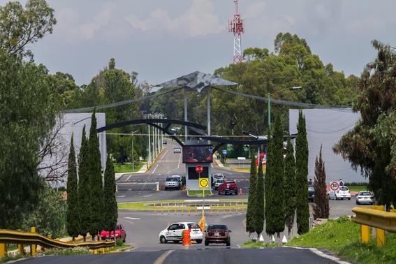 vecinos de santa lucia rechazan nuevo aeropuerto 1