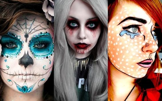 como cuidar la piel del maquillaje de halloween y dia de muertos 1