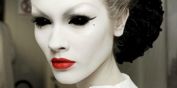 como cuidar la piel del maquillaje de halloween y dia de muertos 2