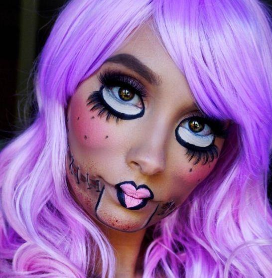 como cuidar la piel del maquillaje de halloween y dia de muertos 4