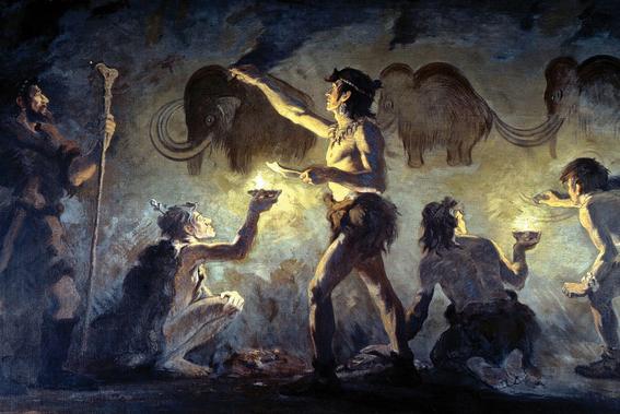 que usaron como refugio los primeros seres humanos 4
