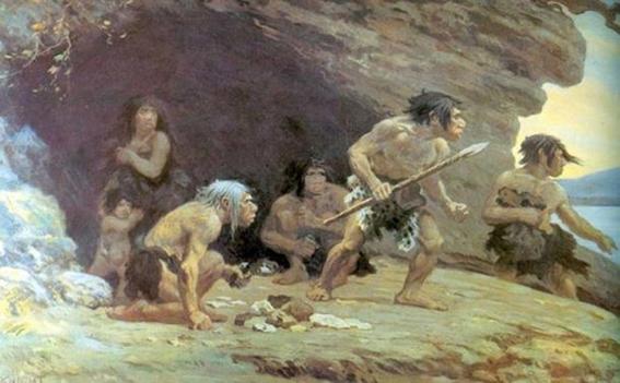 que usaron como refugio los primeros seres humanos 1