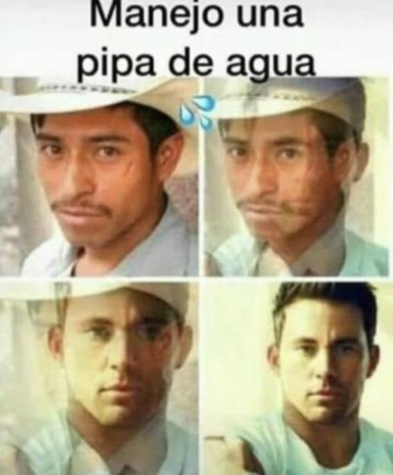 los mejores memes del megacorte de agua 5