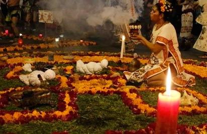 ninin 42 dias dia de muertos tradicion mexicana totonaca 1