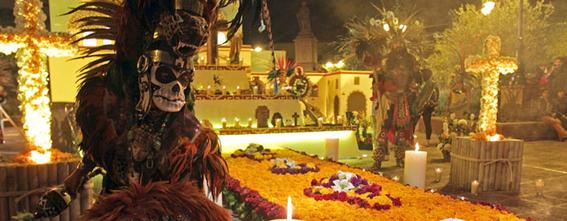 ninin 42 dias dia de muertos tradicion mexicana totonaca 2