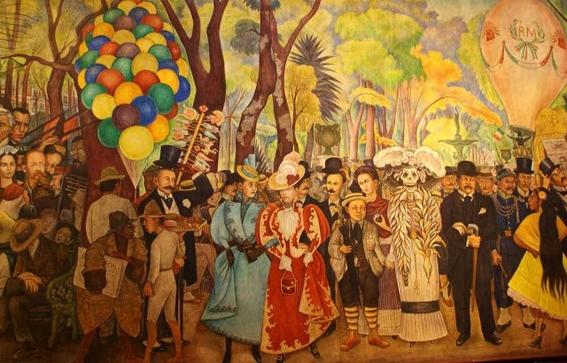 murales de diego rivera y su significado 2