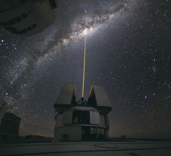 pruebas sobre agujero negro supermasivo en la via lactea 2