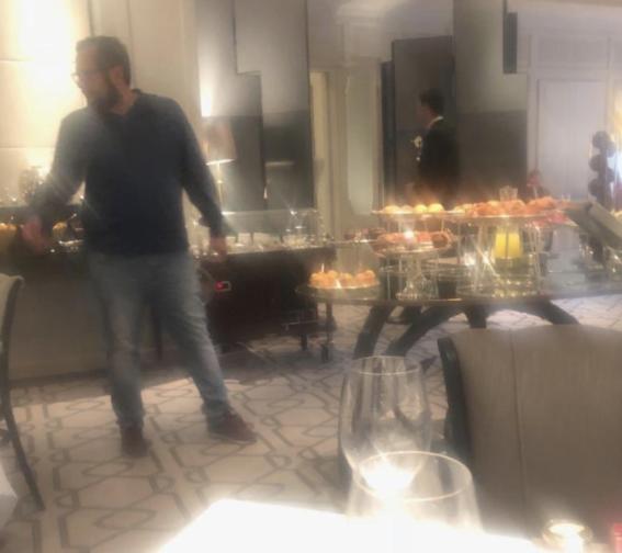 hijo de amlo en lujoso hotel de espana 1