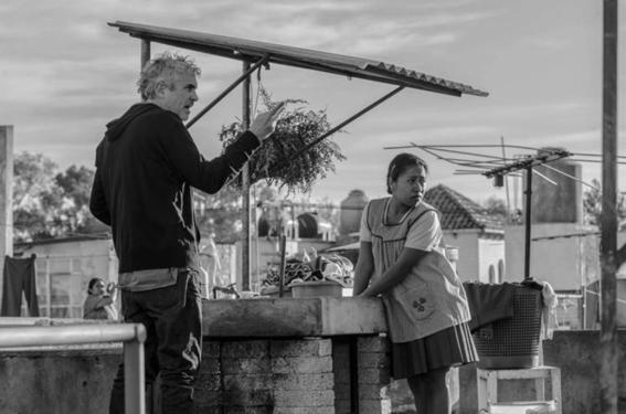 roma alfonso cuaron estreno cines 1