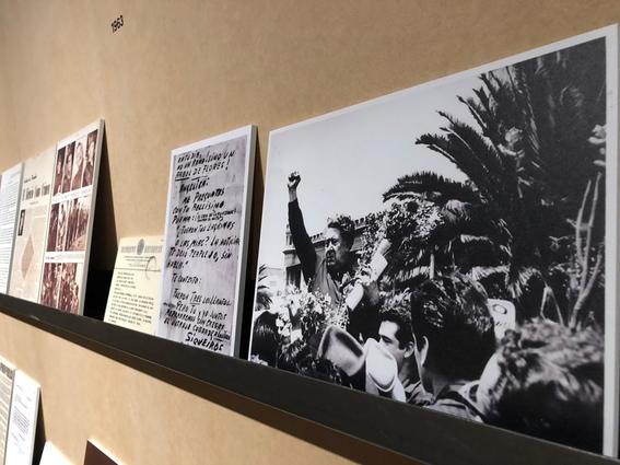 se inauguraron 19683 adornosiqueirosmarquez y desaparecidos en el ccu tlatelolco 1