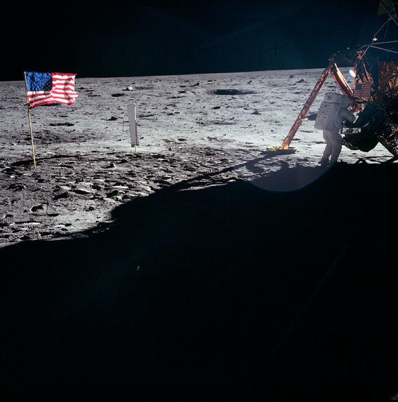 cosas curiosas no sabias de llegar a la luna 7
