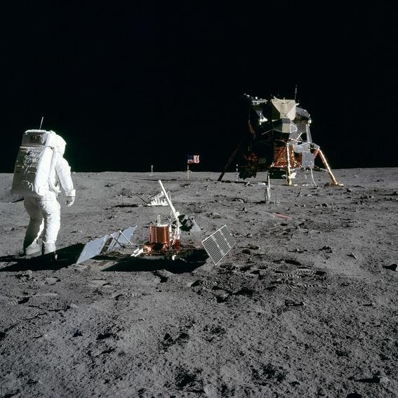 cosas curiosas no sabias de llegar a la luna 12