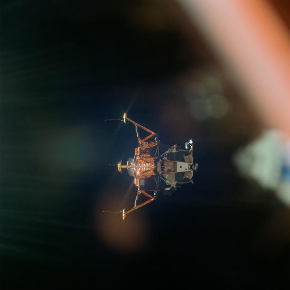 cosas curiosas no sabias de llegar a la luna 9