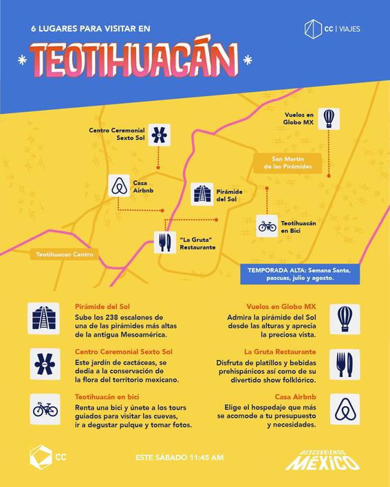 25 cosas que no sabias que puedes hacer en teotihuacan 1