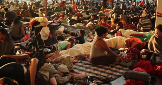 caravana migrante puebla veracruz 2