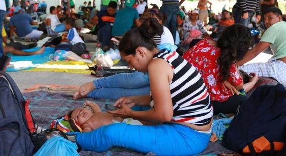 caravana migrante puebla veracruz 3