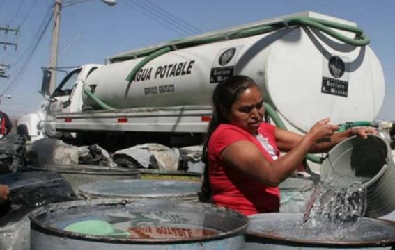 mega recorte agua estabiliza miercoles 3