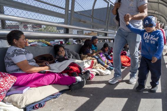 caravana migrante viene a cdmx paso por veracruz 3