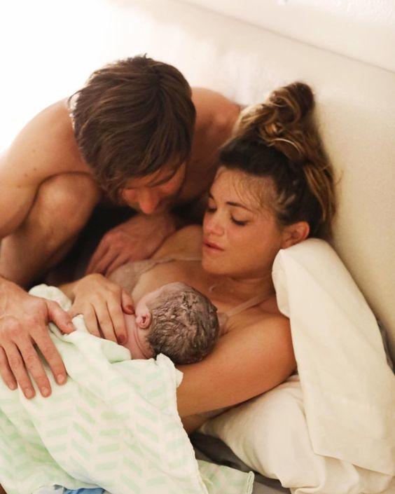 ciencia de hombres que amamantan bebes 1