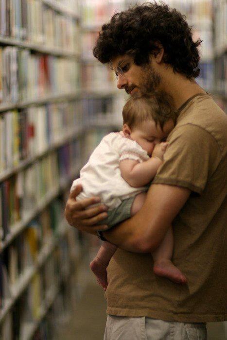ciencia de hombres que amamantan bebes 3