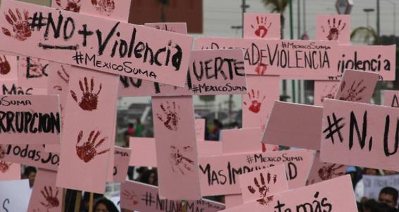 poema para denunciar la violencia contra la mujer 2