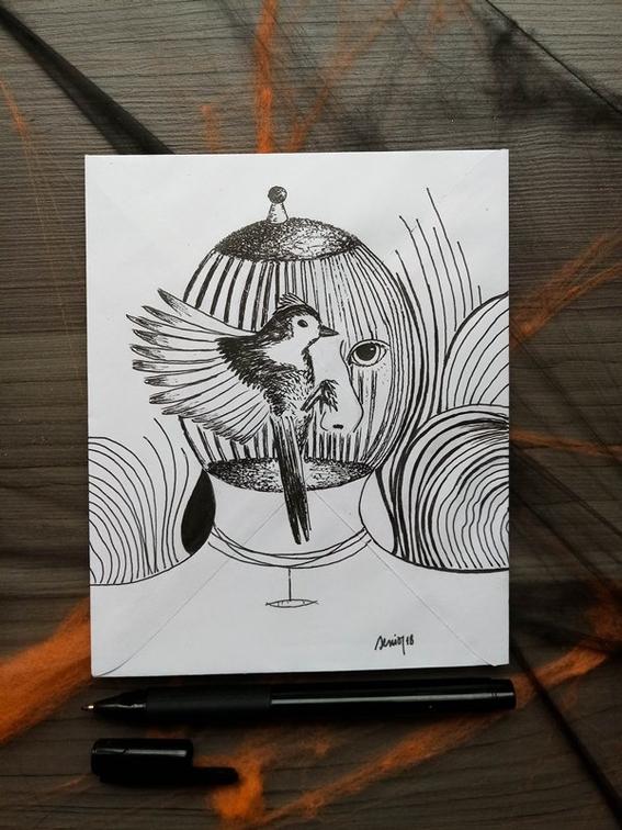 haikus y dibujos 8