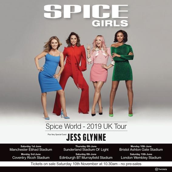 anuncian oficialmente reencuentro de las spice girls 1