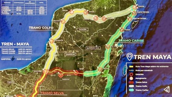 consulta publica tren maya de amlo seria diciembre enero 3