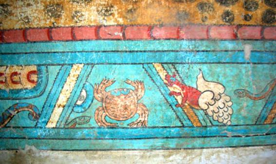 azul maya color que los mayas inventaron 3