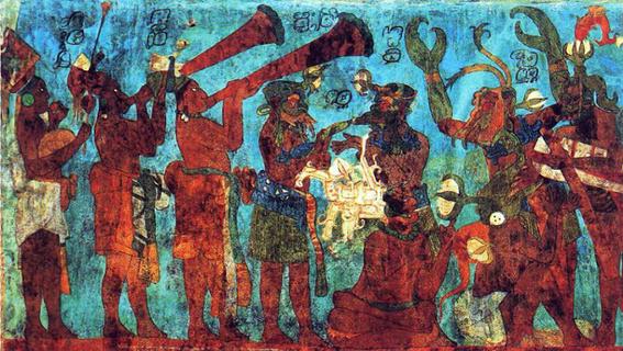 azul maya color que los mayas inventaron 4