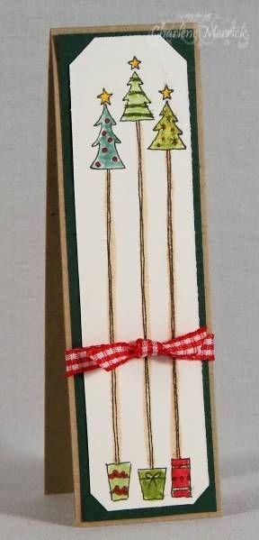 separadores de libros navidenos 9