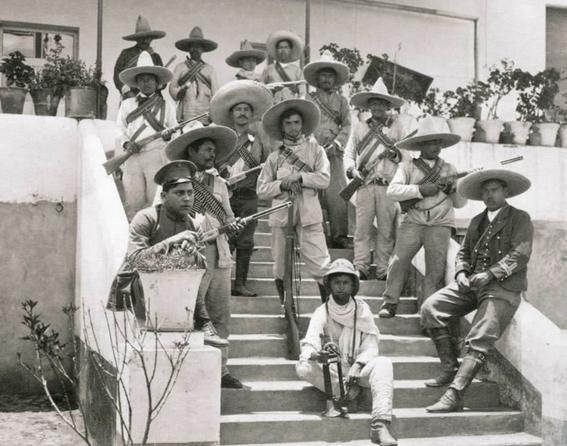 causas de la revolucion mexicana 1