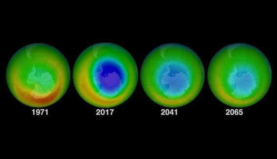 informe onu revela que capa de ozono podria recuperarse para 2060 1