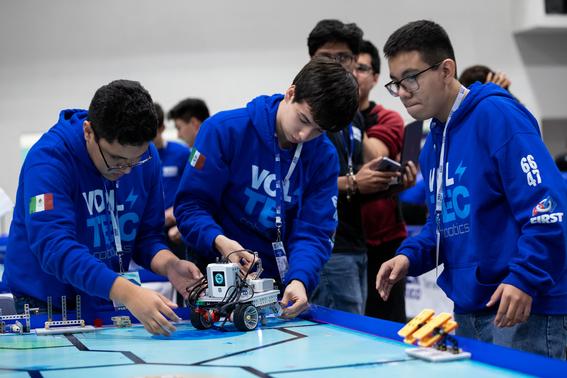 mundial de robotica en china 4