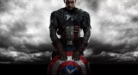 john cena capitan america 1