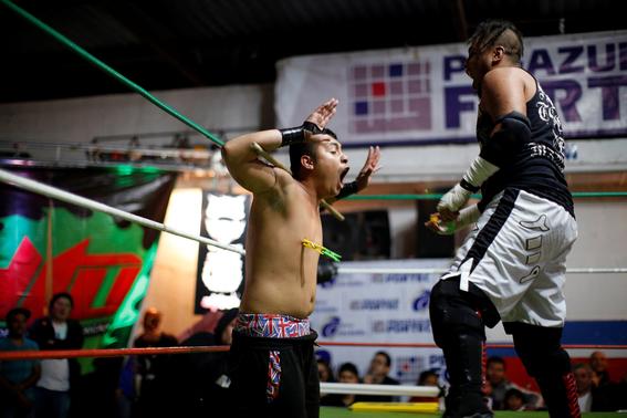 lucha libre extrema 4