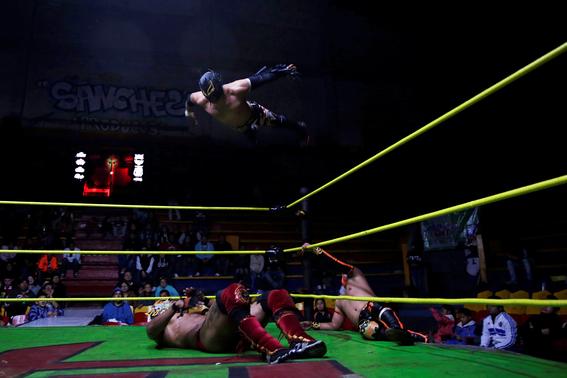 lucha libre extrema 8