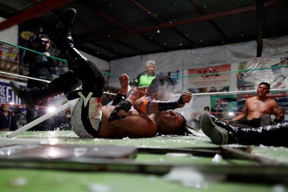 lucha libre extrema 9