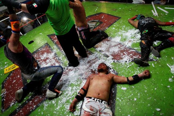 lucha libre extrema 10