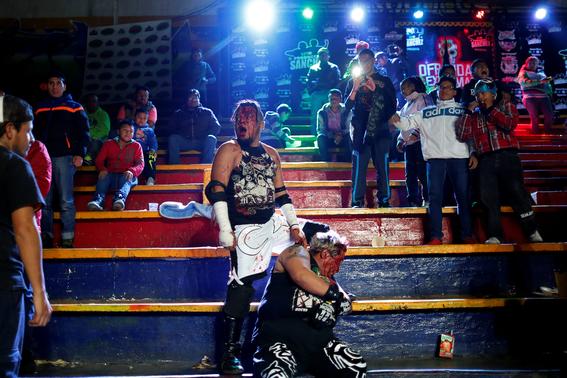 lucha libre extrema 12