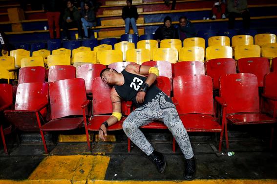 lucha libre extrema 16