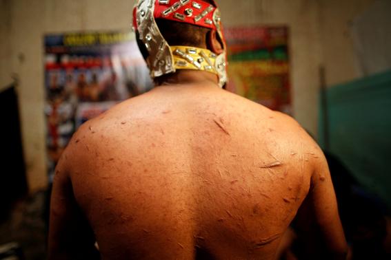 lucha libre extrema 18