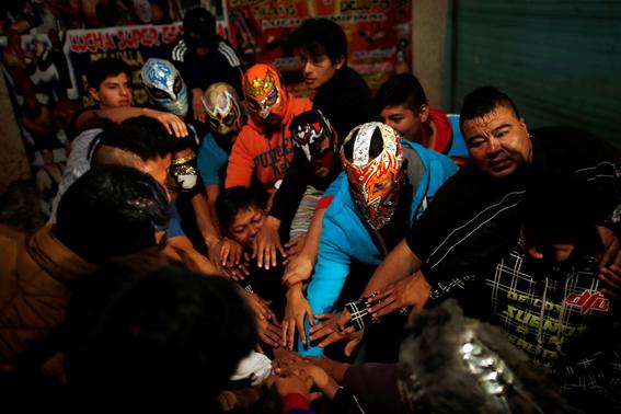 lucha libre extrema 19