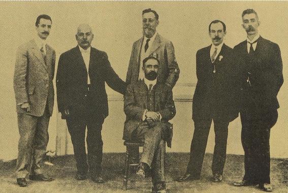quien inicio la revolucion mexicana 2