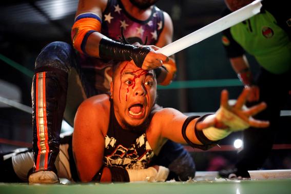 lucha libre extrema 13